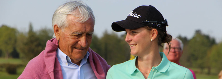 Marion Ricordeau - Grand prix Schweppes PGA France