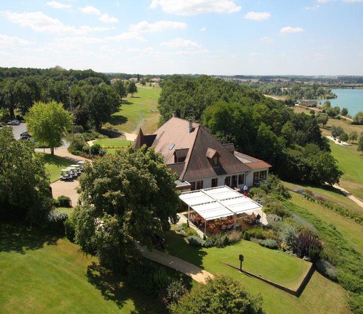 Un golf en Poitou