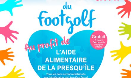 DECOUVERTE DU FOOT GOLF