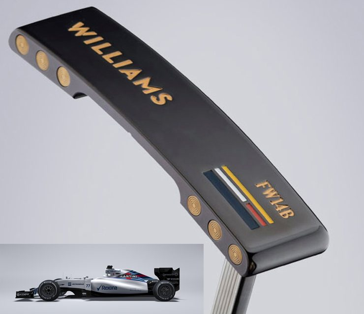 WILLIAMS RACING GOLF