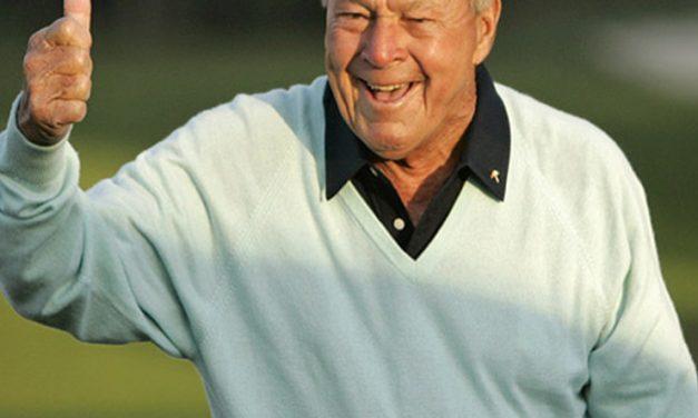 Arnold Palmer : mort d'une légende