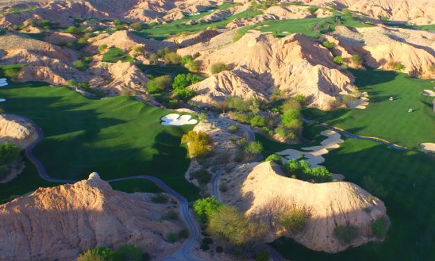 Golf à Las Végas