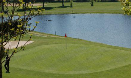 Un golf en Charente