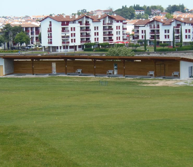 Un golf au Pays Basque : La Nivelle