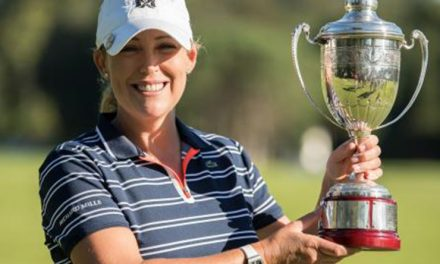 Christie Kerr remporte le Lacoste Ladies Open de France