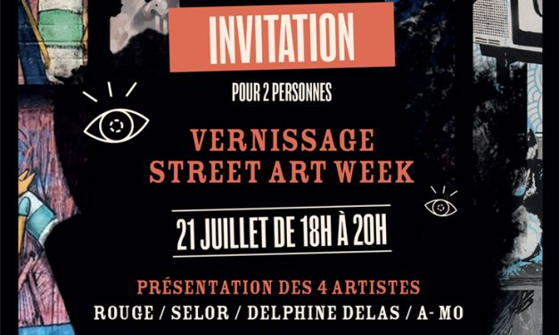 Street Art Week au Pub Mira Music