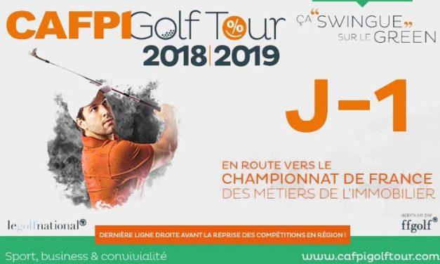 Golf Oxygène Magazine Partenaire Officiel du CAFPI Golf Tour 2018/2019