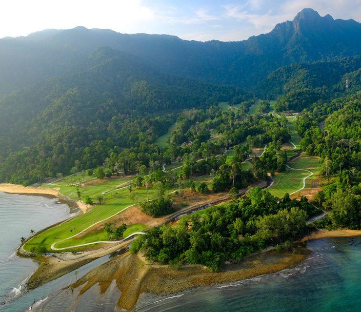 Découvrir ou redécouvrir le Els Club Teluk Datai et son hôtel le Datai Langkawi.