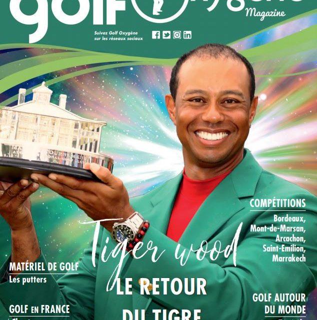 Golf Magazine Mai Juillet 2019