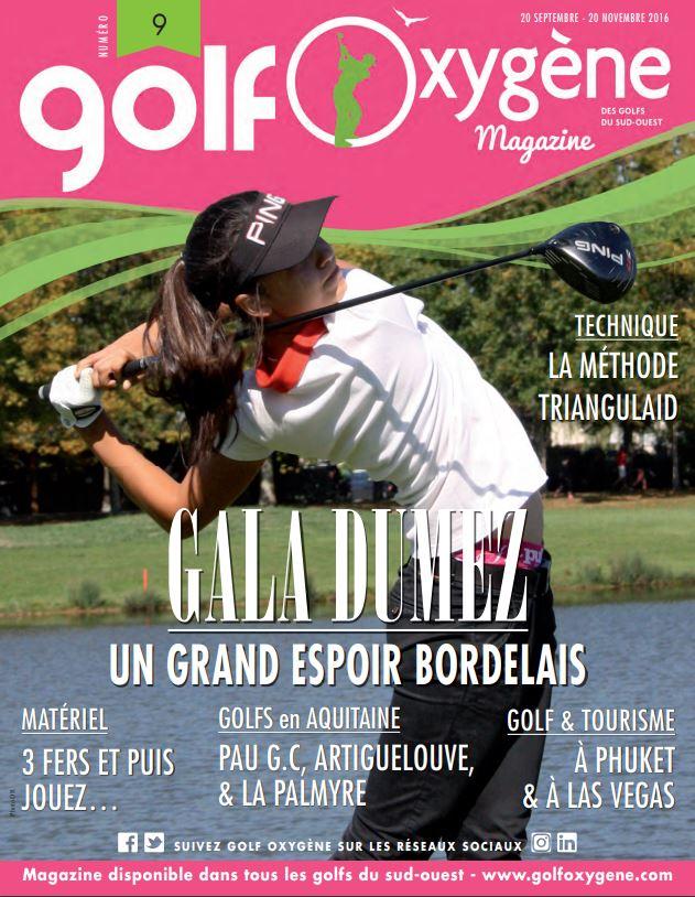 GolfOxygene