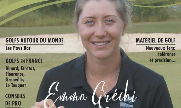 GOLF MAGAZINE JUILLET- SEPTEMBRE 2019