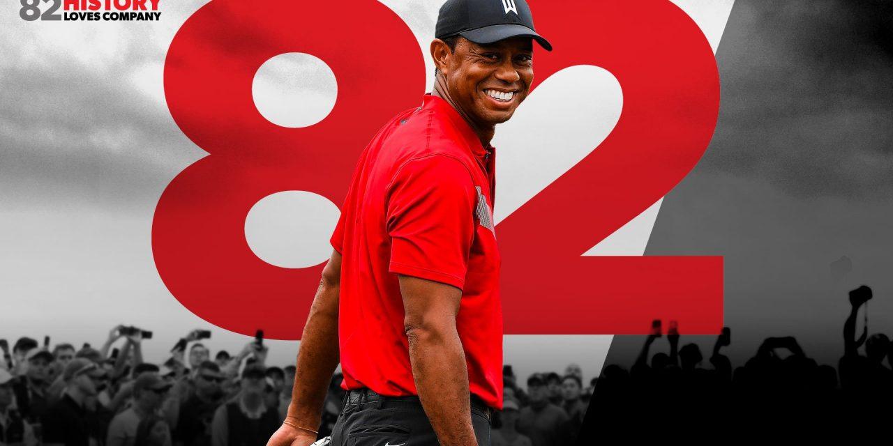 Zozo Championship : Tiger Woods signe une 82e victoire