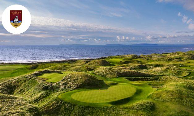 Golfs en Irlande
