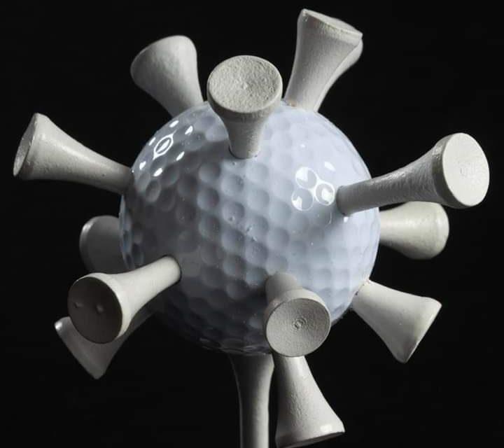 Les golfs fermés suite au COvid 19