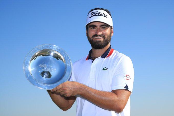 Golf in Dubai Championship : Le RAcingman antoine Rozner L'emporte