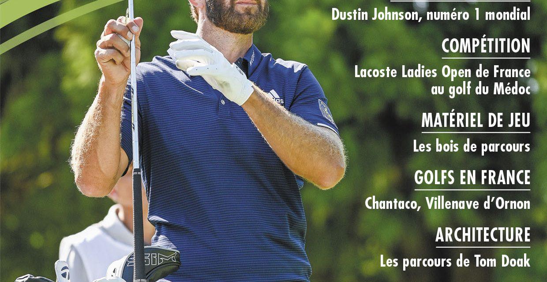 le numero 33 de golf oxygène vient de paraître