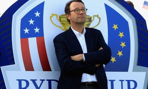 Pascal Grizot, nouveau Président de la Fédération Française de golf