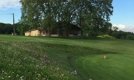 Un golf en gironde : teynac