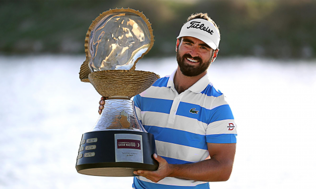 Antoine Rozner gagne le qatar masters